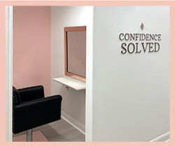 HairSolved Glasgow is a welcoming and stylish salon